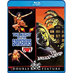 The Night Of The Sorcerers / The Loreley's Grasp [Blu-ray]