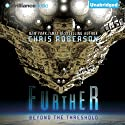 Further: Beyond the Threshold (       UNABRIDGED) by Chris Roberson Narrated by Jeff Crawford