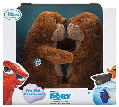 Otters-Interactive-Feature-Plush-Set-Finding-Dory-Small-8