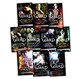 J.R.Ward J.R.Ward Black Dagger Brotherhood Series 10 Books Collection Pack Set RRP: £85.90 (Lover Unbound , Lover Avenged, Lover Mine , Lover Eternal, Lover Revealed , Lover Awakened, Lover Enshrined, Lover Unleashed, Dark Lover, Lover Reborn)