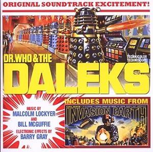 Dr. Who & The Daleks