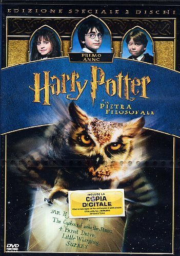 Harry Potter E La Pietra Filosofale (SE) (Dvd+Copia Digitale) by Daniel Radcliffe
