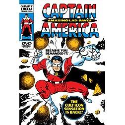 Captain Amazing-Lad Saves America