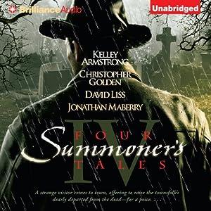 Four Summoner's Tales Audiobook