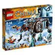 Lego Legends Of Chima-playth�mes - 70145 - Jeu De Construction - Le Mammouth Des Glaces