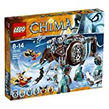 レゴ チーマ マウラのアイス・マンモス 70145