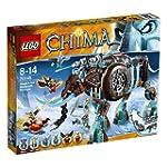 Lego 70145 - Legend of Chima - Le mam...