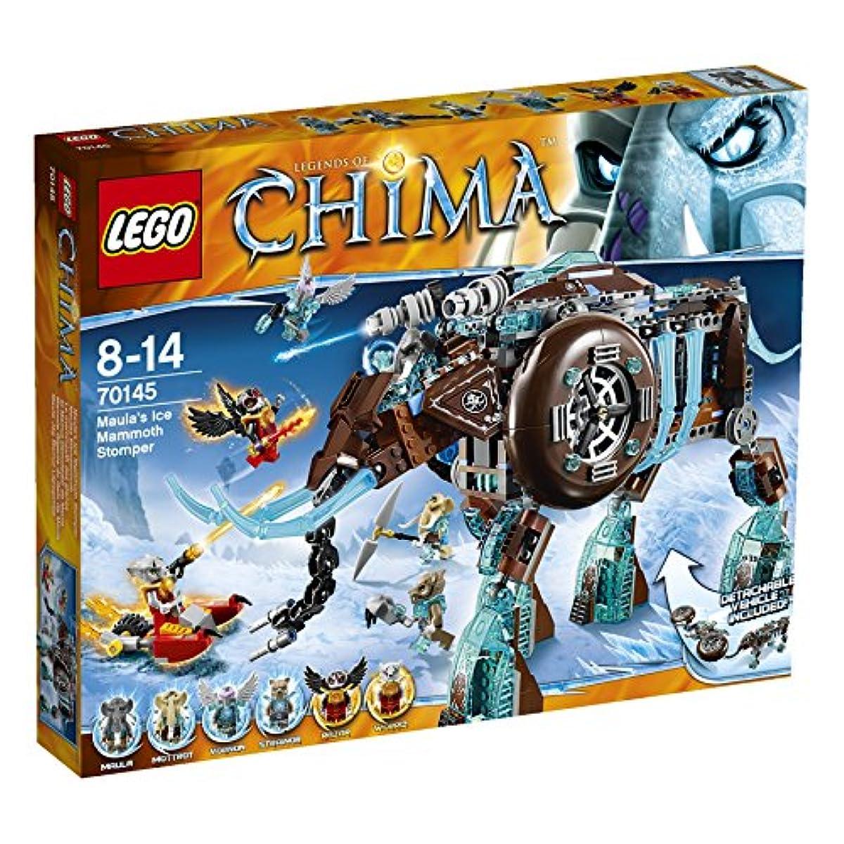 [해외] 레고 (LEGO) 찌마 마우라의 아이스맘모스 70145-70145 (2014-07-04)
