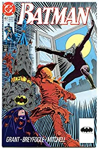 BATMAN #457, NM, Alan Grant,1990, Tim Drake, Scarecrow, more BM in store