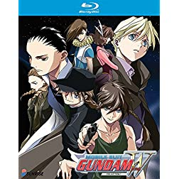 Mobile Suit Gundam Wing: Blu-Ray Collection 1 [Blu-ray]