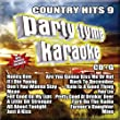 Party Tyme Karaoke: Country Hits 9