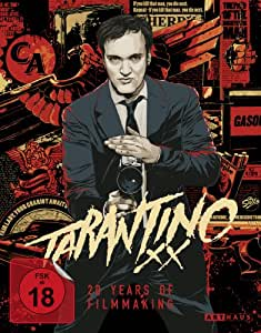 Tarantino XX - 20 Years of Filmmaking [9 Blu-rays] [Blu-ray]