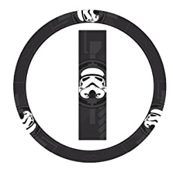 storm trooper steering wheel cover