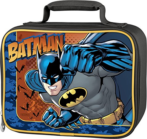 Thermos Soft Lunch Kit, Batman at Gotham City Store