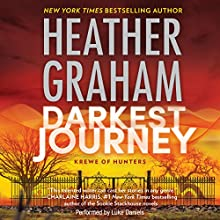 Darkest Journey: Krewe of Hunters, Book 20 Audiobook by Heather Graham Narrated by Luke Daniels