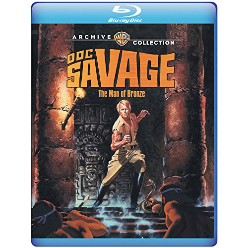 Blu-ray : Doc Savage: The Man Of Bronze (1975)