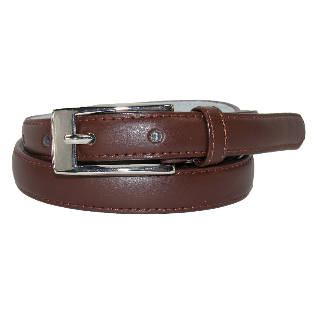 galleon ctm s leather belt brown large