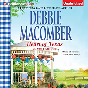 Heart of Texas, Volume 2 Audiobook