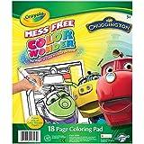 Crayola Color Wonder Chuggington 18 pg Coloring Pad & Mark