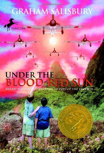 a summary of under the blood red sun a historical novel by graham salisbury Graham salisbury born april 11 1944 is an american childrens writer his best  known work is  nominations dorothy canfield fisher children's book award   his best known work is under the blood red sun, a historical novel that features  a.