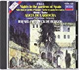Manuel de Falla Falla/Albéniz/Turina: Nights In The Gardens Of Spain