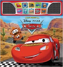 Disney Pixar Cars (Stereo Sound Book) Hardcover – October 1, 2010