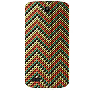 Skin4gadgets KNITTED Pattern 38 Phone Skin for HONOR HOLLY