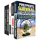 img - for Survival Guide Box Set (5 in 1): SHTF Stockpile for Beginners, Bug-Out Bag, Living Off the Grid Essentials and Surviving Economic Collapse (Survival Guide & SHTF Stockpile) book / textbook / text book