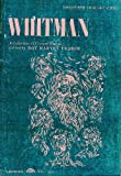 img - for Whitman, a Collection of Critical Essays. (20th Century Views) book / textbook / text book