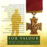 For Valour :The Victoria Cross 1914-1945 Various Artists