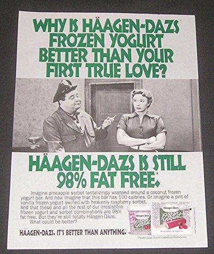 1993-print-ad-haagen-dazs-yogurt-the-honeymooners-1950s-television-show-jackie-gleason-audrey-meadow