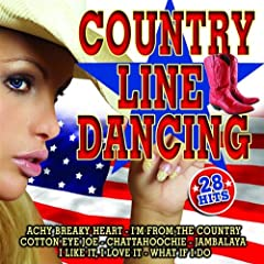 Cotton Eye Joe, Line Dancing