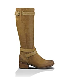 Image UGG Australia Women's Darcie Leather Boot