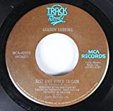 Golden Earring 45 RPM Just Like Vince Taylor / Radar Love