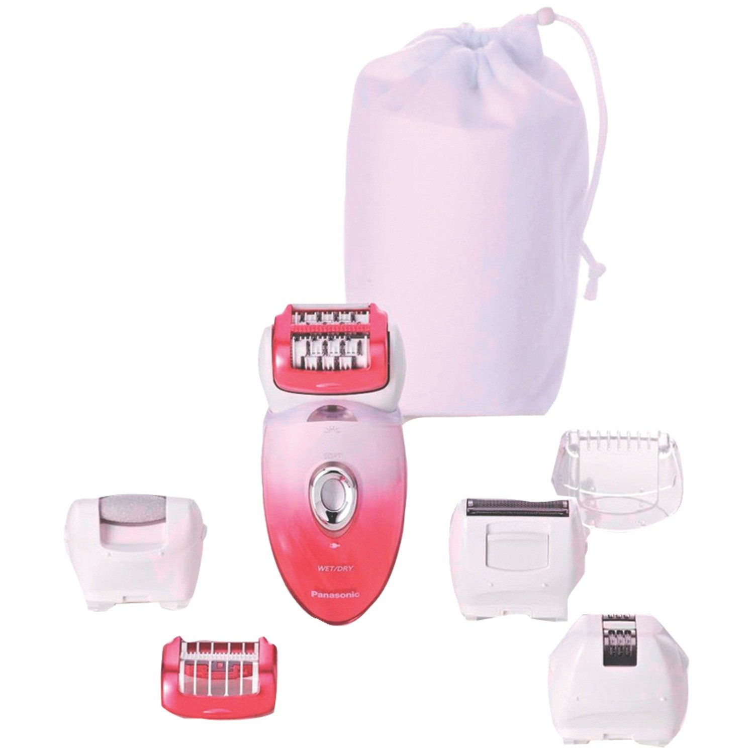Panasonic ES-ED90-P Ladies Wet and Dry Epilator/Shaver