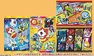 Youkai Watch Jigsaw Puzzle Complete Collection with Gum 8 Pack BOX (CANDY TOY) Whisper Jibanyan Komasan Usapyon Ensky