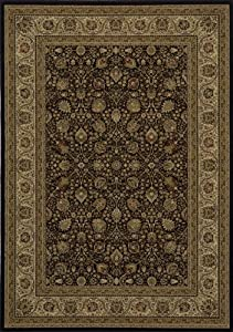 Amazon Com Momeni Rugs Royalry 02blk2033 Royal Collection 1 Million Point Power