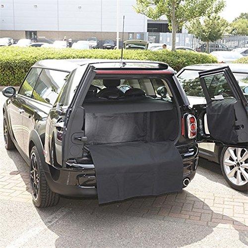 mini clubman 39 floor removed low 39 ma gefertigte kofferraum matte 2007 ab. Black Bedroom Furniture Sets. Home Design Ideas
