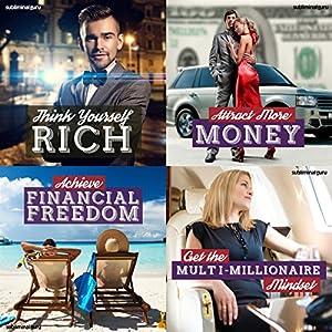 Millionaire Mindset Subliminal Messages Bundle Speech