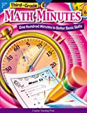 Math Minutes, 3rd Grade