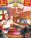 Little Red Riding Hood All-in-One Classic Read Along Book / CD