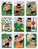 Eureka St. Patrick s Day Stickers
