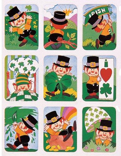 Eureka St. Patrick's Day Stickers
