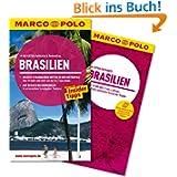 MARCO POLO Reiseführer Brasilien: Reisen mit Insider-Tipps. Mit EXTRA Faltkarte & Reiseatlas