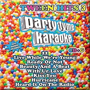 Party Tyme Karaoke: Tween Hits 3