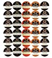 30 K-cup Peets Coffee Sampler Variety Pack *No Decaf* (2014 Brazil Minas Naturais, Cafe Domingo, House Blend, Major Dickasons, French Roast) by Peet's Coffee & Tea