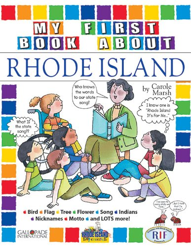 My First Book about Rhode Island! (The Rhode Island Experience)