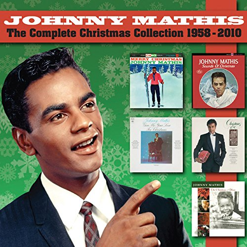 Johnny Mathis - The Complete Christmas Collection 1958-2010 - Zortam Music
