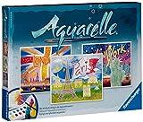 Toy - Ravensburger 29463 - Weltst�dte - Aquarelle Maxi, 30 x 24 cm