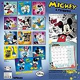 2013 Disney Mickey & Friends Grid Calendar